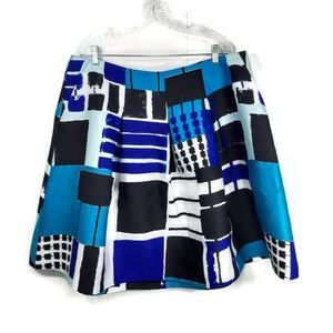 Lane Bryant Box Pleated Circle Skirt Beautiful